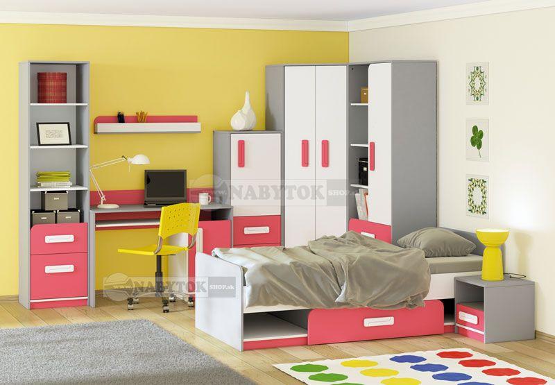 30cde0dc356f IQ - ŠTUDENTSKÁ IZBA - sektor 2 - DETSKÁ IZBA - E-shop nábytok ...