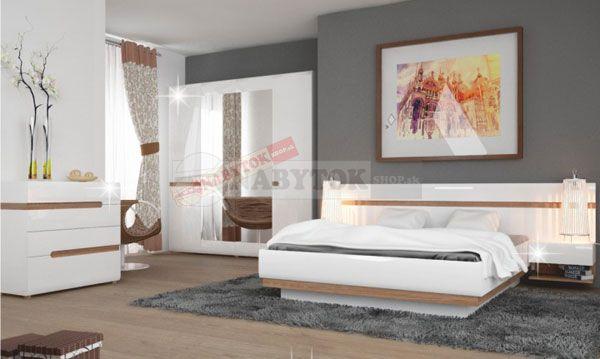 d9127694aa20 Spálňa LYNATET - SPÁLNE - SEKTOR 1 - SPÁLŇA - E-shop nábytok ...